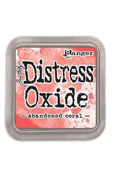 Ranger Distress Oxide Ink Pad - Abandoned Coral