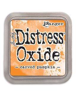 Ranger Distress Oxide Ink Pad - Carved Pumpkin