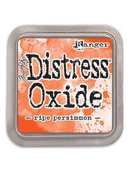 Ranger Distress Oxide Ink Pad - Ripe Persimmon