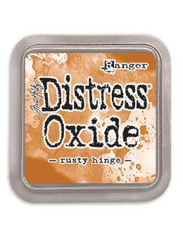 Ranger Distress Oxide Ink Pad - Rusty Hinge