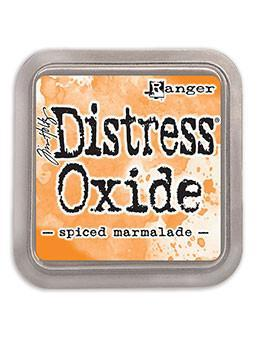 Ranger Distress Oxide Ink Pad - Spiced Marmalade