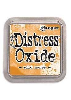 Ranger Distress Oxide Ink Pad - Wild Honey