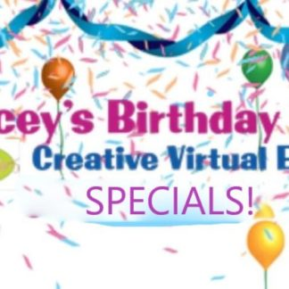 Birthday Bash Event Specials