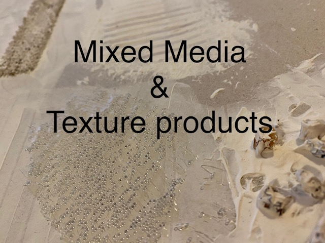 Mixed Media & Texture Products